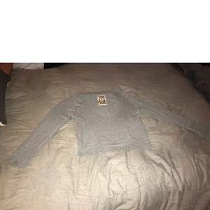 Old Navy Sweatshirt distressed sz XL